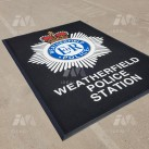 All Weather Logo Mat (12mm depth)