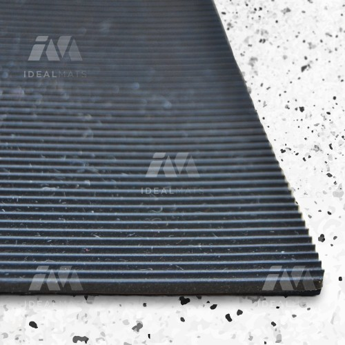 Ribbed Rubber - Standard + Electrical