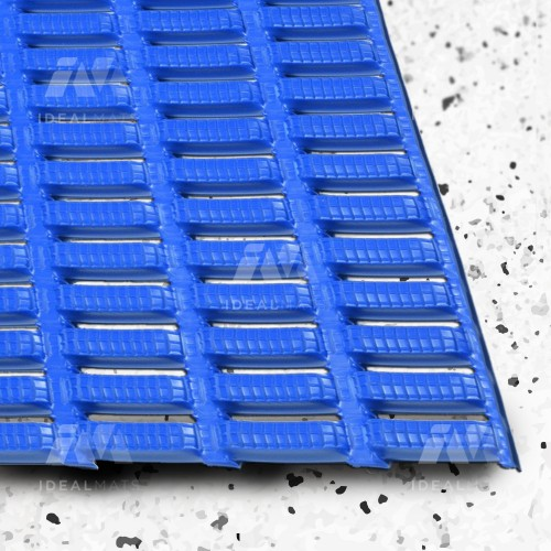 Leisure Rib LIGHT - Swimming Pool Matting (6MM DEPTH)