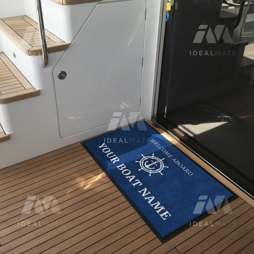 Nautiscope - Ship Deck Mat