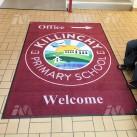 Custom School Welcome Mat